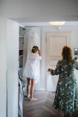 Braut Suite Hochzeit Landhaus Spatzenhof